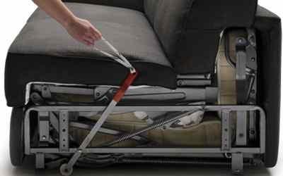 Ремонт и замена механизма трансформации дивана в Казани - цены