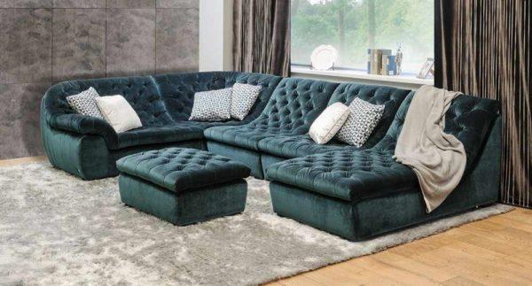 Покупка углового дивана