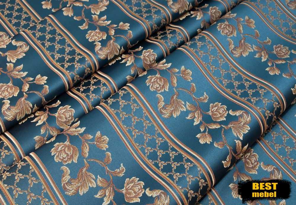 Как выбрать обивочную ткань для мебели
