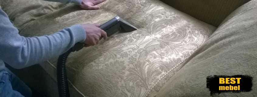 Как почистить обивку мягкой мебели