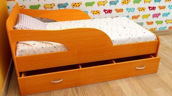 Ремонт детских кроватей