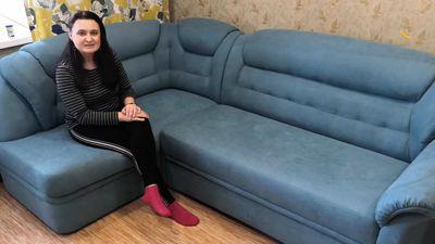 Видео отзывы перетяжка мебели (8)