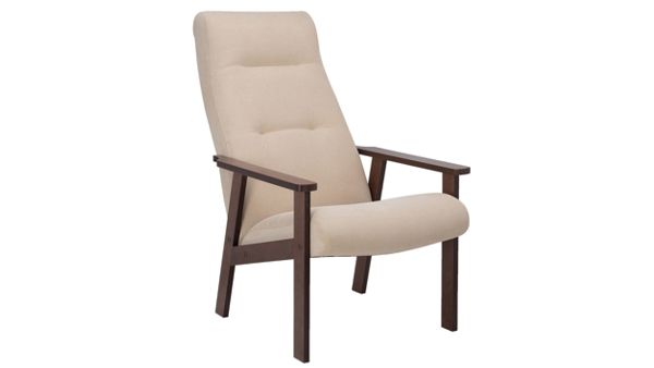 Перетяжка кресла без подлокотников