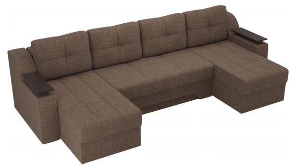 Перетяжка п-образный диван