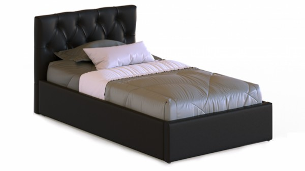 перетяжка односпальной кровати казань